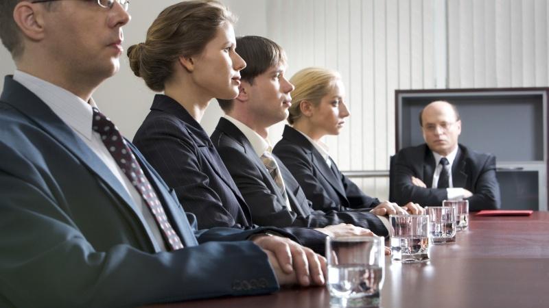 Etes-vous mal à l'aise lors de vos réunions en anglais?
